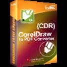 FoxPDF CDR to PDF Converter - 1PC