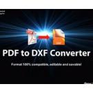 PDF to DXF Converter 2012 -1PC
