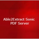 Able2Extract Sonic PDF Server