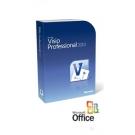 Visio Professional 32-bit/x64 English Intl DVD