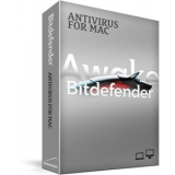 BitDefender Antivirus for Mac  CL1280100B-EN 3Y