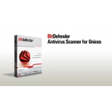 BitDefender Antivirus Scanner for Unices Advanced 50-99 User-1Y