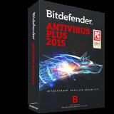 Bitdefender Antivirus Plus 2015 1PC 1 năm