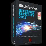BitDefender Internet Security 2015 1PC 1 năm