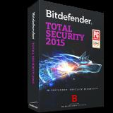BitDefender Total Security 3PC 1 năm
