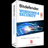 Bitdefender Windows 8 Security 3PC 1 năm
