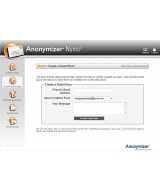 Anonymizer Nyms